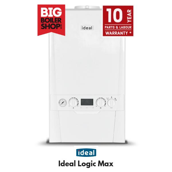 Ideal Logic Max boiler installation
