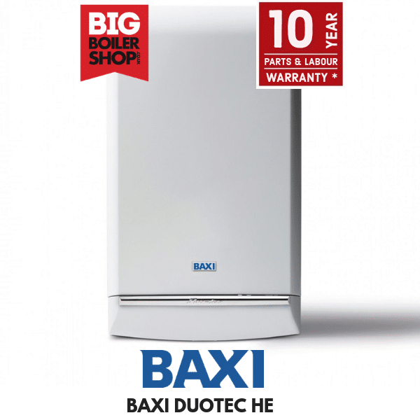 Baxi boiler installation with 10 year warranty from big boiler shop