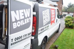 boiler installation in doncaster