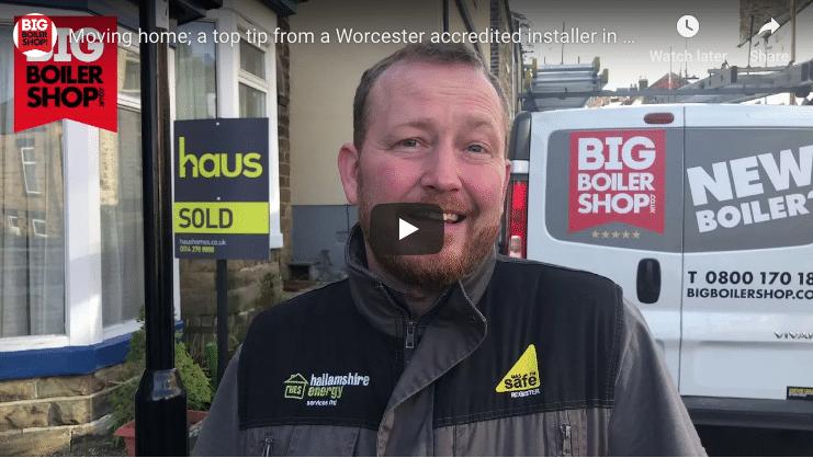 Accredited Worcester boiler installation