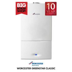 Worcester Bosch installation by Big Boiler Shop