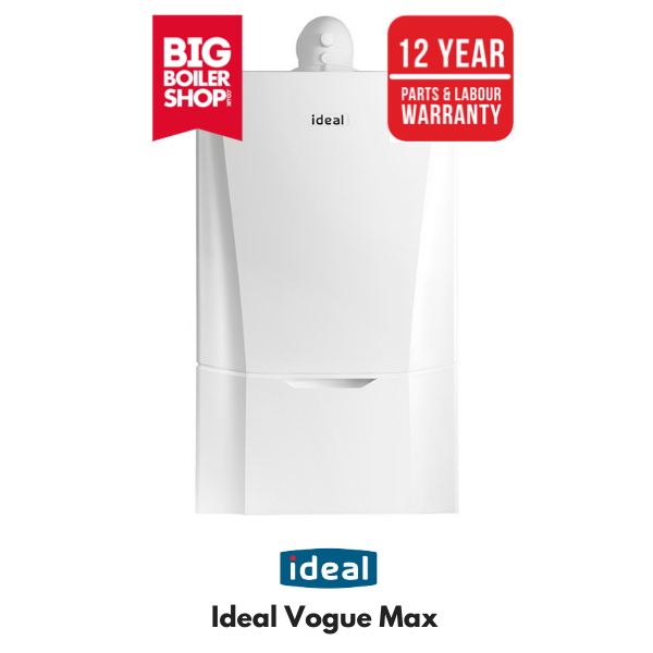 ideal vogue max boiler installation